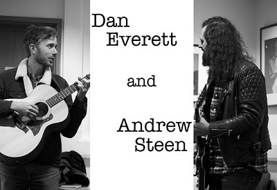 Everett & Steen live at The Canteen in Bristol