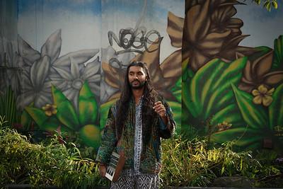 Indian Man World Selector DJ set at The Canteen in Bristol