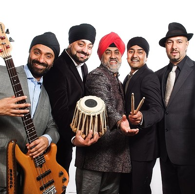 RSVP Bhangra at The Canteen in Bristol