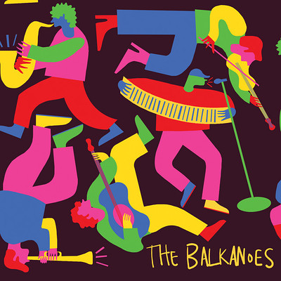 The Balkanoes at The Canteen in Bristol