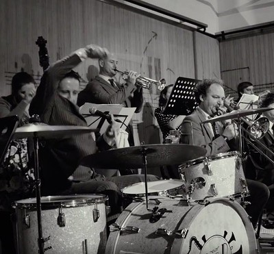 The Big R Big Band  at The Canteen in Bristol