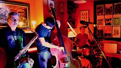 The Chiffchaff Trio at The Canteen in Bristol