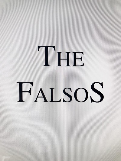 The Falsos at The Canteen in Bristol