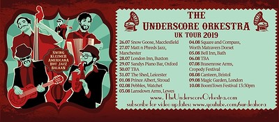 Underscore Orkestra at The Canteen in Bristol