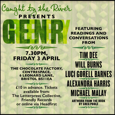 Caught by the River presents: Greenery at The Chocolate Factory, Centrespace in Bristol
