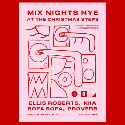 Mix Nights at The Christmas Steps in Bristol