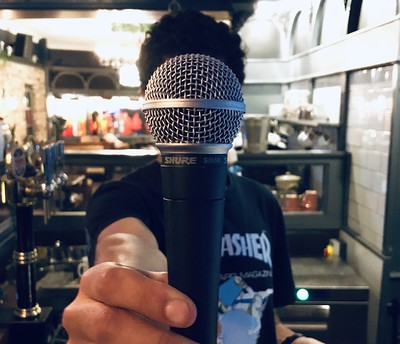 Open Mic Night and BYOT at The Clifton Pub in Bristol