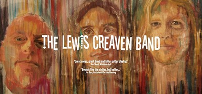 Lewis Creaven Band at The Cloak & Dagger in Bristol
