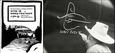 20th Century Flicks presents :  Who is Bozo Texino at The Cube in Bristol