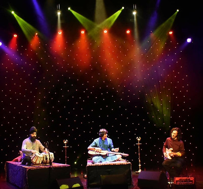 ATTUNED - INDIAN CLASSICAL RAGAS at The Cube in Bristol