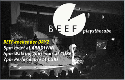 BEEF WEEKENDER at The Cube in Bristol