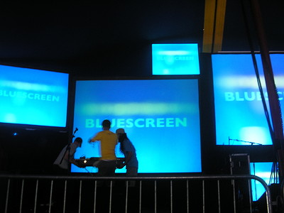 Bluescreen: Back at the Cube! (Sold Out!) at The Cube in Bristol
