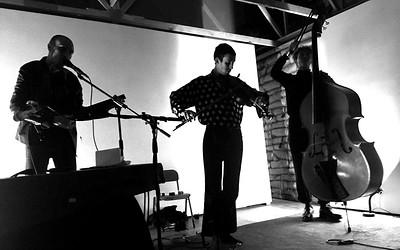 Daniel Blumberg at The Cube in Bristol