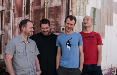 El HombreTrajeado + Falling Stacks & Finglebone at The Cube in Bristol