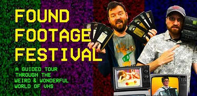 Found Footage Festival at The Cube in Bristol