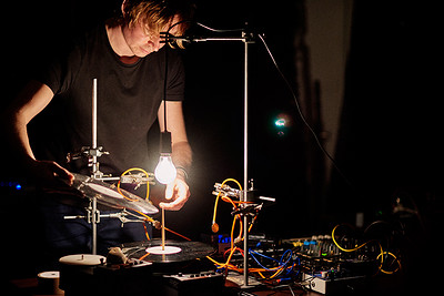 Graham Dunning Mechanical Techno  at The Cube in Bristol