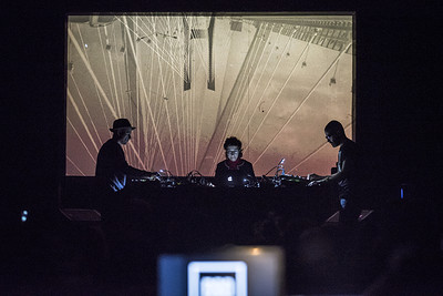 KINOMANUAL / PIN PARK LIVE at The Cube in Bristol