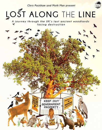 Lost Along the Line at The Cube in Bristol