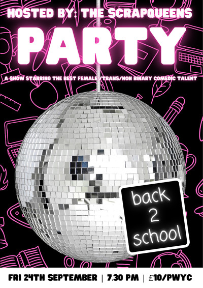 Party: Back 2 School at The Cube in Bristol