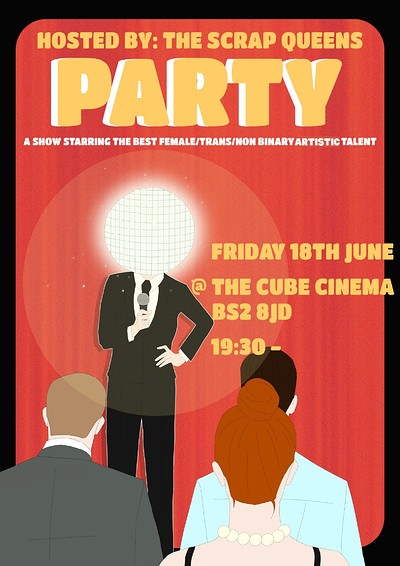PARTY at The Cube in Bristol