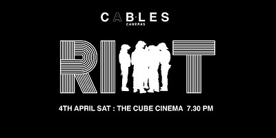 RIOT  at The Cube in Bristol
