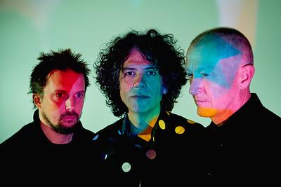 The Utopia Strong (Steve Davis, Kavus Torabi) at The Cube in Bristol