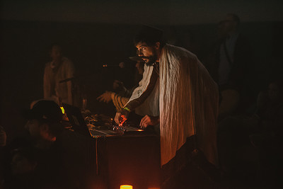 Vincent Moon presents SACRED✚S  at The Cube in Bristol
