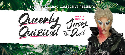 Queerly Quizical at The Dark Horse in Bristol
