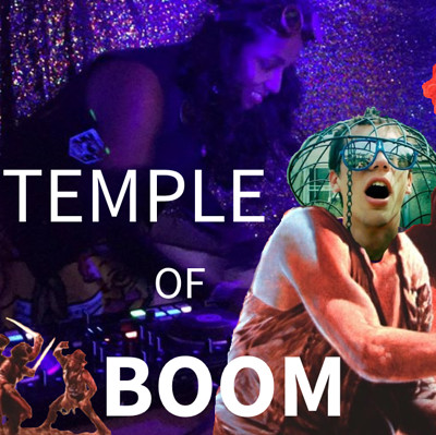 [event postponed] Dance Mode 2: Temple of Boom at The Den @ Basement 45 in Bristol