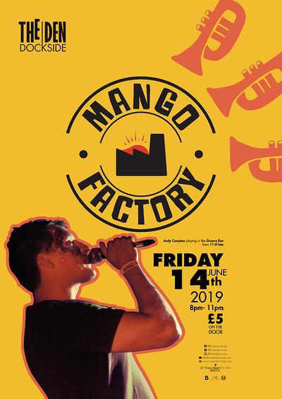 Mango Factory at The Den, Dockside at The Den - Dockside in Bristol