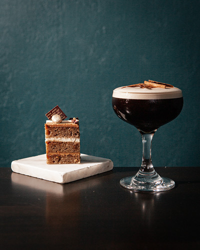 The Dirty Bird x ANNA: Cocktails & Cakes at The Dirty Bird in Bristol