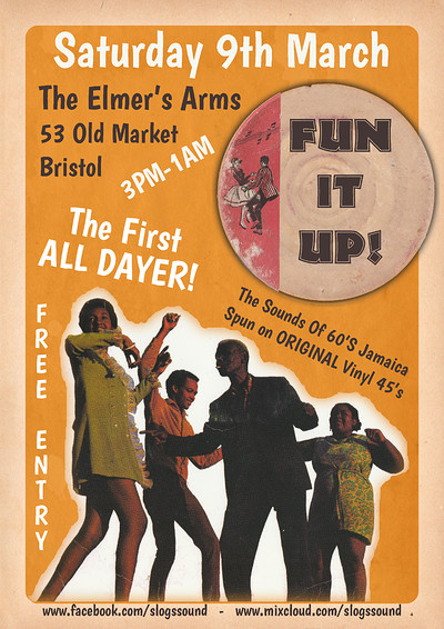 Fun It Up! - Special All Dayer at The Elmers Arms in Bristol