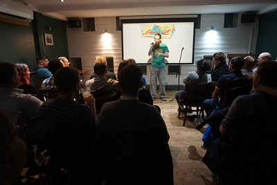 Comedy Loft with Chris Arnold at The Famous Royal Navy Volunteer  in Bristol