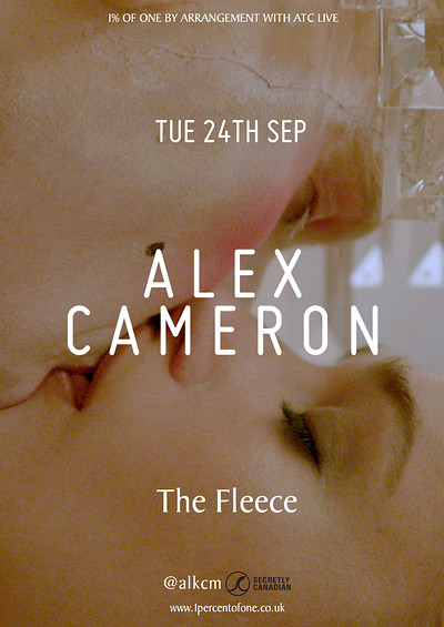 Alex Cameron at The Fleece in Bristol
