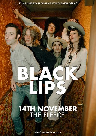 Black Lips at The Fleece in Bristol
