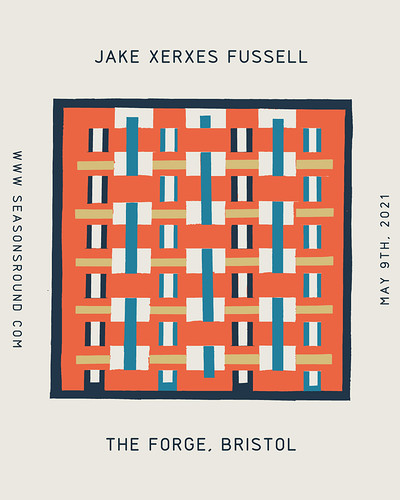 Jake Xerxes Fussell at The Forge, Bristol in Bristol