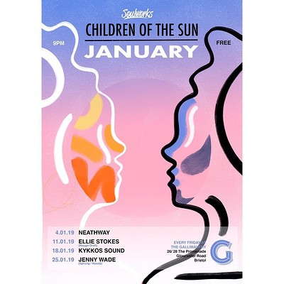Children of the Sun at The Gallimaufry in Bristol