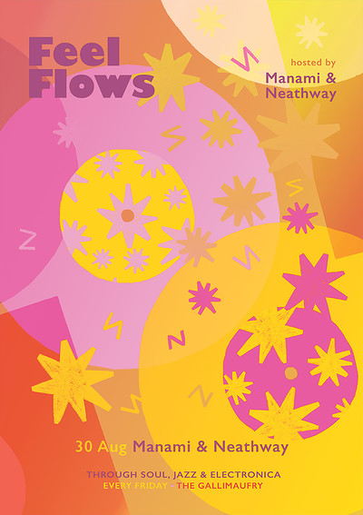 Feel Flows w/ Manami & Neathway at The Gallimaufry in Bristol