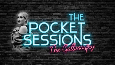 The Pocket Sessions at The Gallimaufry in Bristol