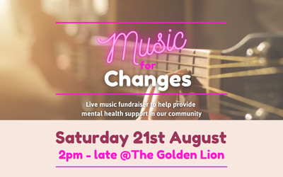 Music for Changes at The Golden Lion in Bristol
