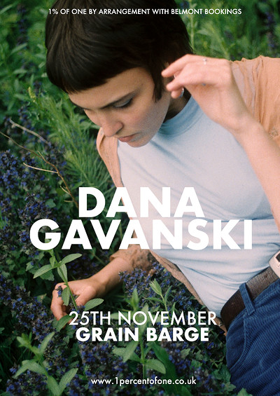 Dana Gavanski at The Grain Barge in Bristol