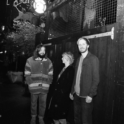 IT: The Bug Club, Twin Stranger & Air Miles at The Grain Barge in Bristol