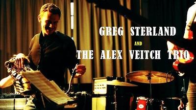Greg Sterland + The Alex Veitch Trio at The Greenbank Pub, Easton in Bristol