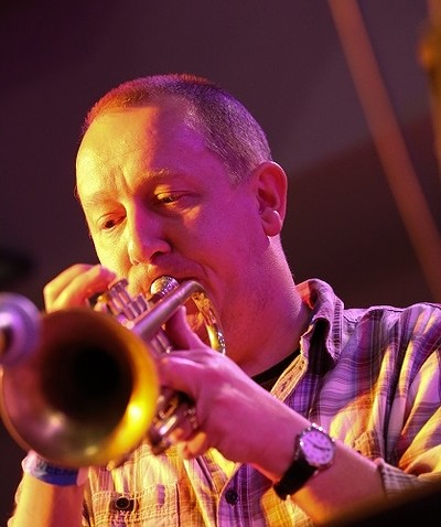 Andy Hague with Alex Veitch Trio at  The Greenbank in Bristol
