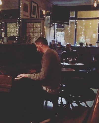 Jazz piano with Dan Somers  at The Hare on the Hill in Bristol