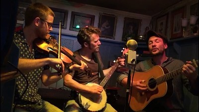 The Clay Pit String Band at the Hare on the Hill at The Hare on the Hill in Bristol
