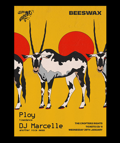 Beeswax w/ Ploy & DJ Marcelle at The Island in Bristol
