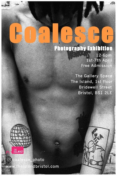 Coalesce  at The Island in Bristol