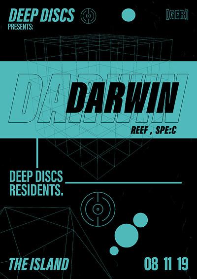 Deep Discs Presents: Darwin at The Island in Bristol