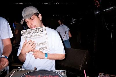 Hyphen w/ DJ Python, Facta, Ido Plumes + Stout at The Island in Bristol